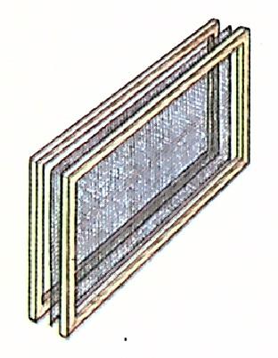 Подрамник сетчатый